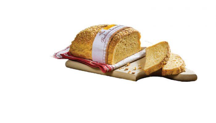 #krušnezgodbe: Babičin koruzni kruh