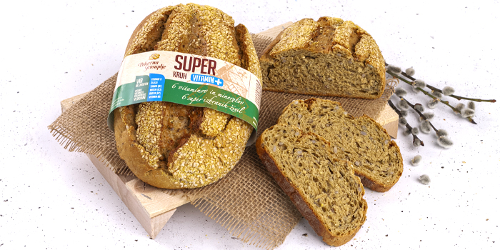 #krušnezgodbe: Super kruh vitamin+