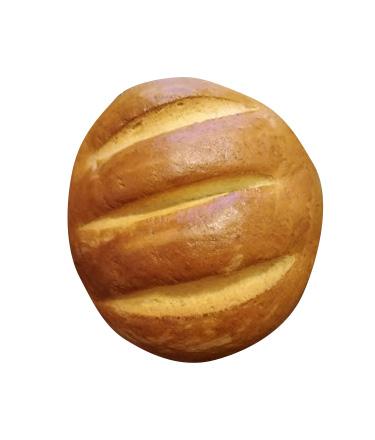 Kruh kot užitek